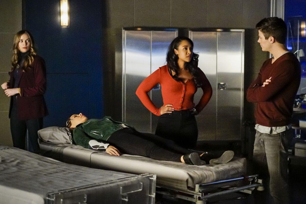 The Flash season 5, episode 12 live stream: Watch online