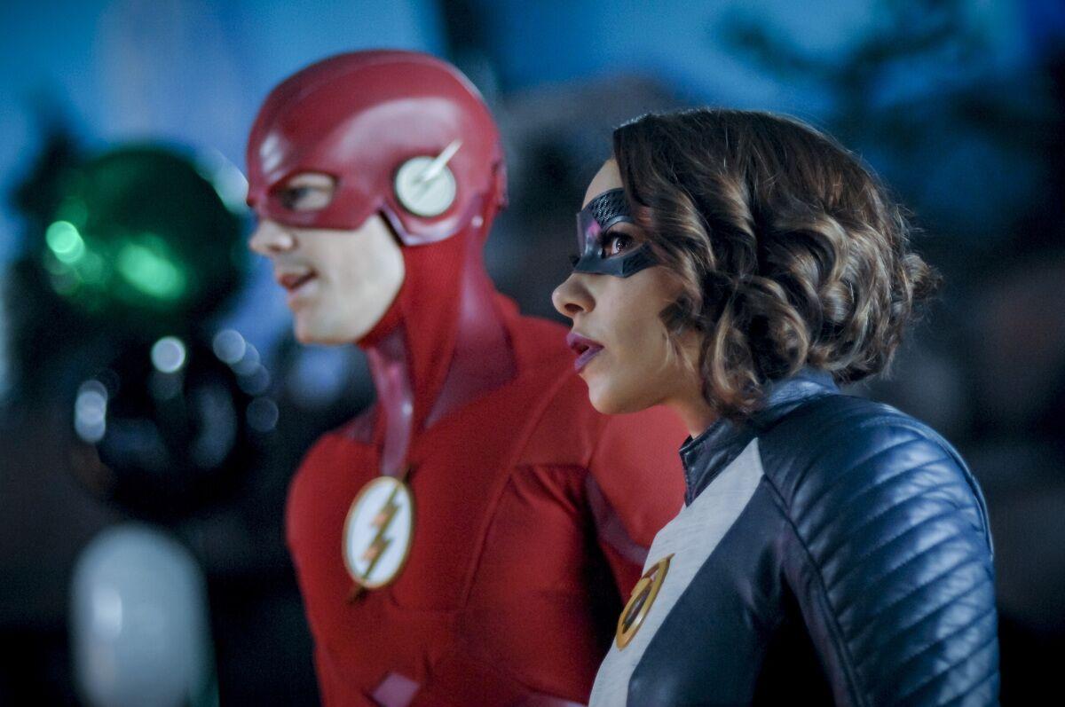 Watch The Flash season 5, episode 18 trailer