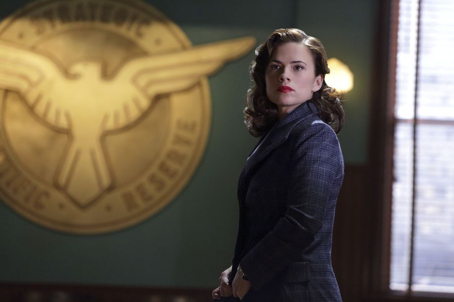 Hayley Atwell is satisfied with Peggy Carter's MCU journey