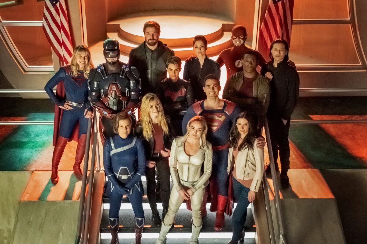 What should we call the Arrowverse after Arrow ends?