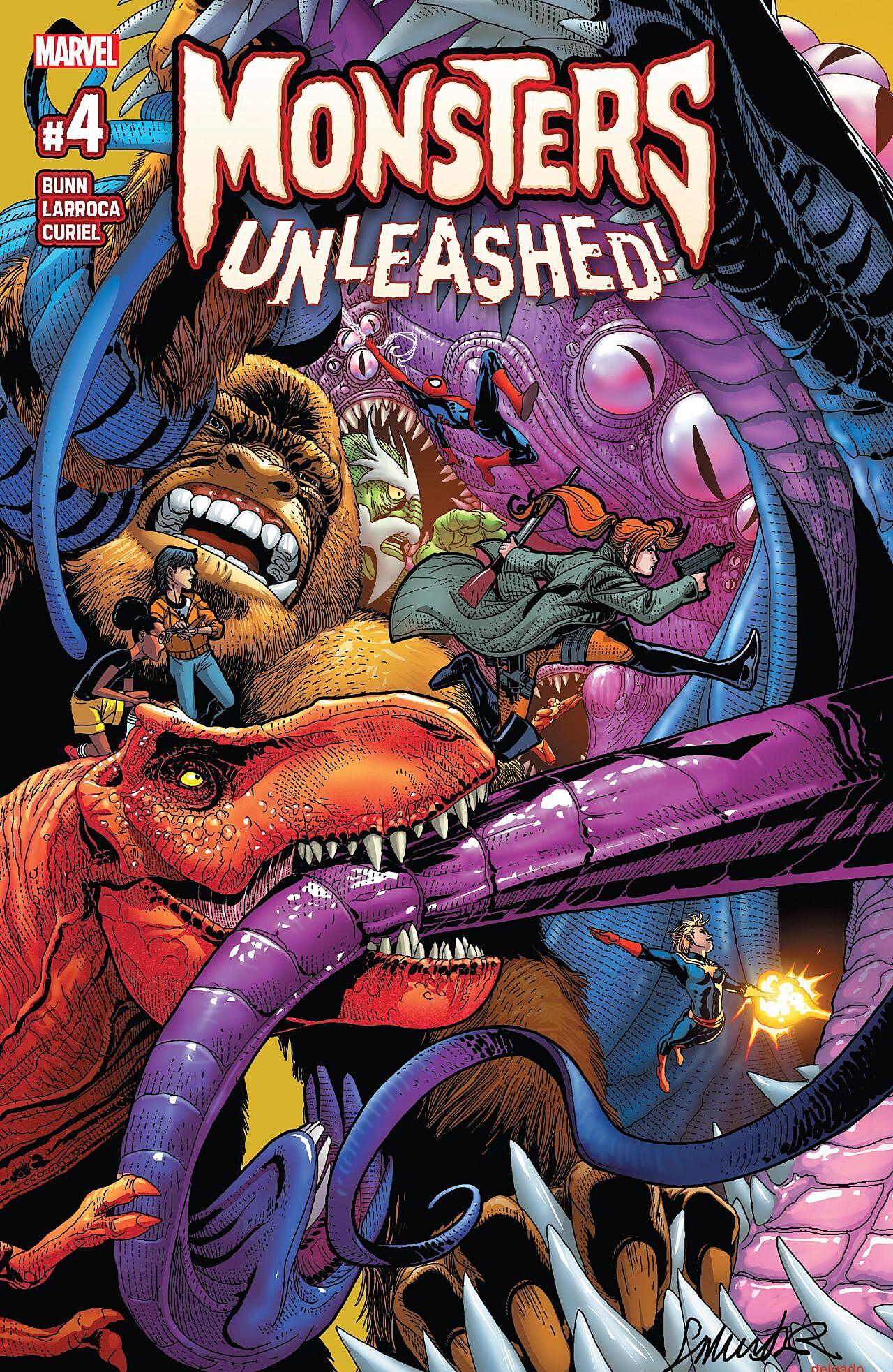 Marvel Pick Of The Week Slapstick 5 Infinite Cartoon
