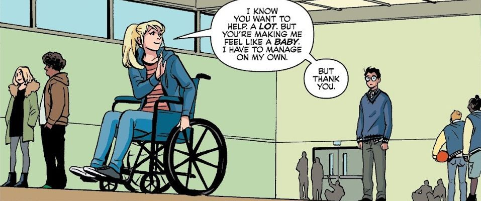 Archie 24 Review Aftermath Of Going Over The Edge For Betty And Reggie