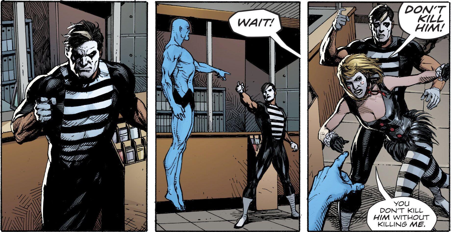 17 - Les comics que vous lisez en ce moment - Page 28 DoomsdayClock2-p9