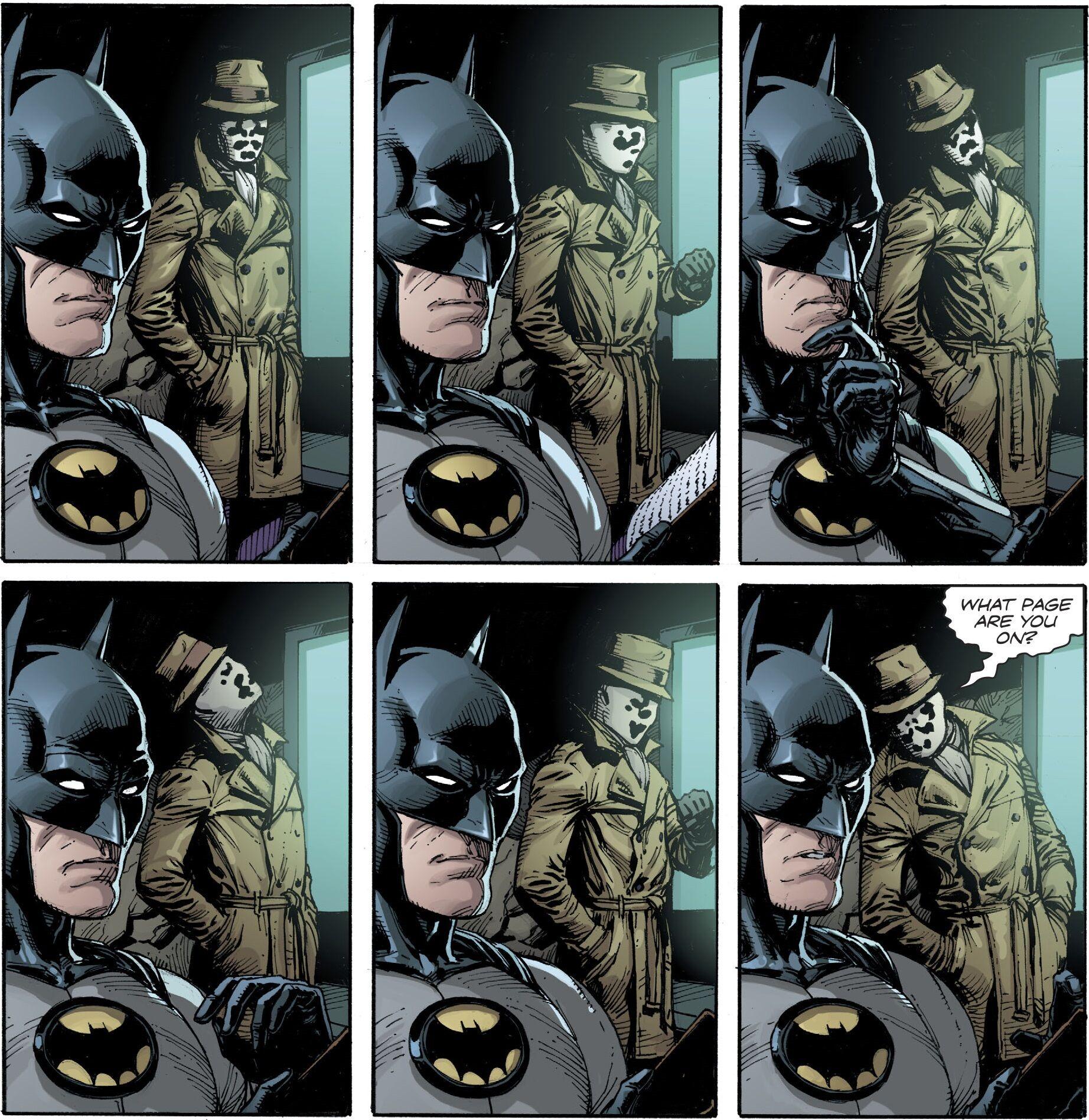 17 - Les comics que vous lisez en ce moment - Page 28 DoomsdayClock3-p12