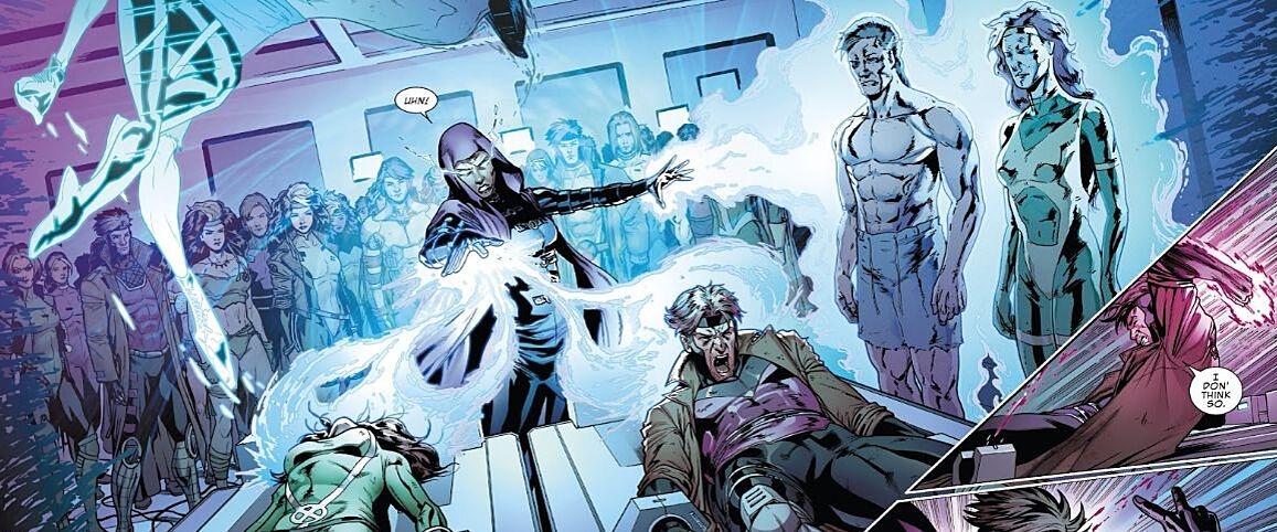 Rogue and Gambit #4 review: Another Freaky Friday