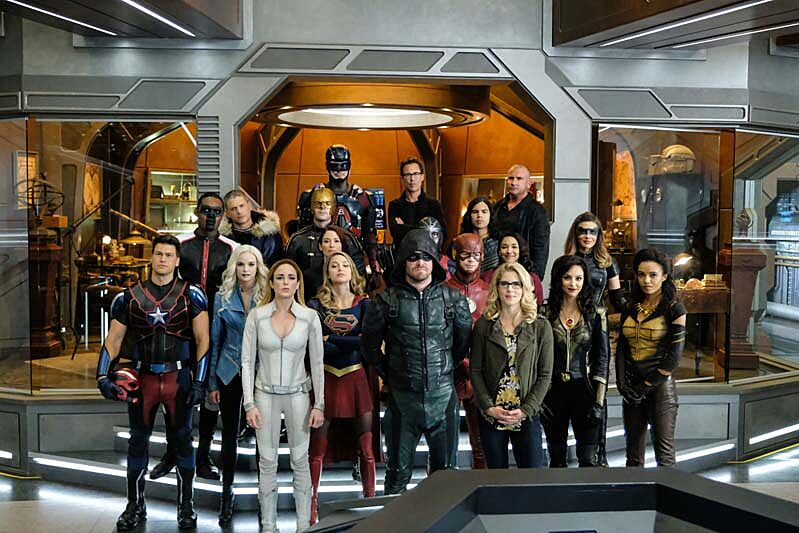 30 greatest Arrowverse superheroes of all-time, ranked