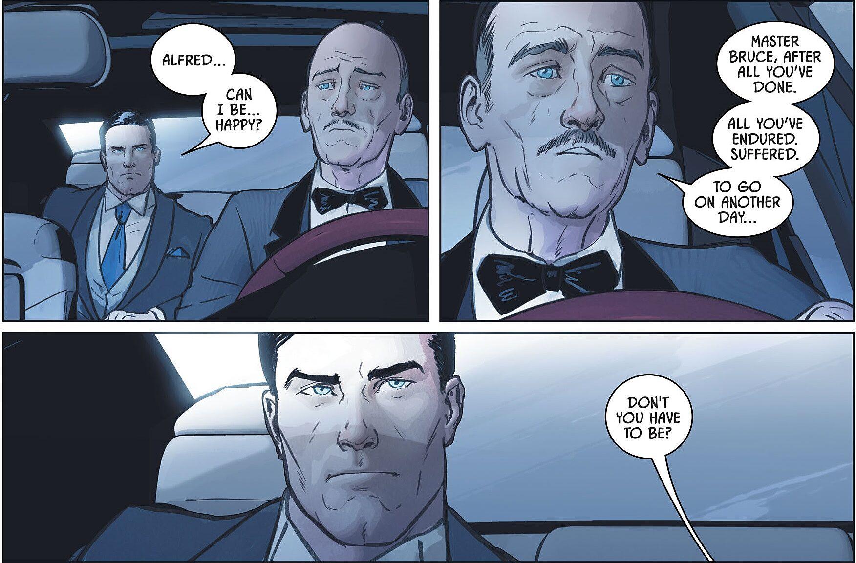 Batman Comics: Reviewing Batman volume 3 #50