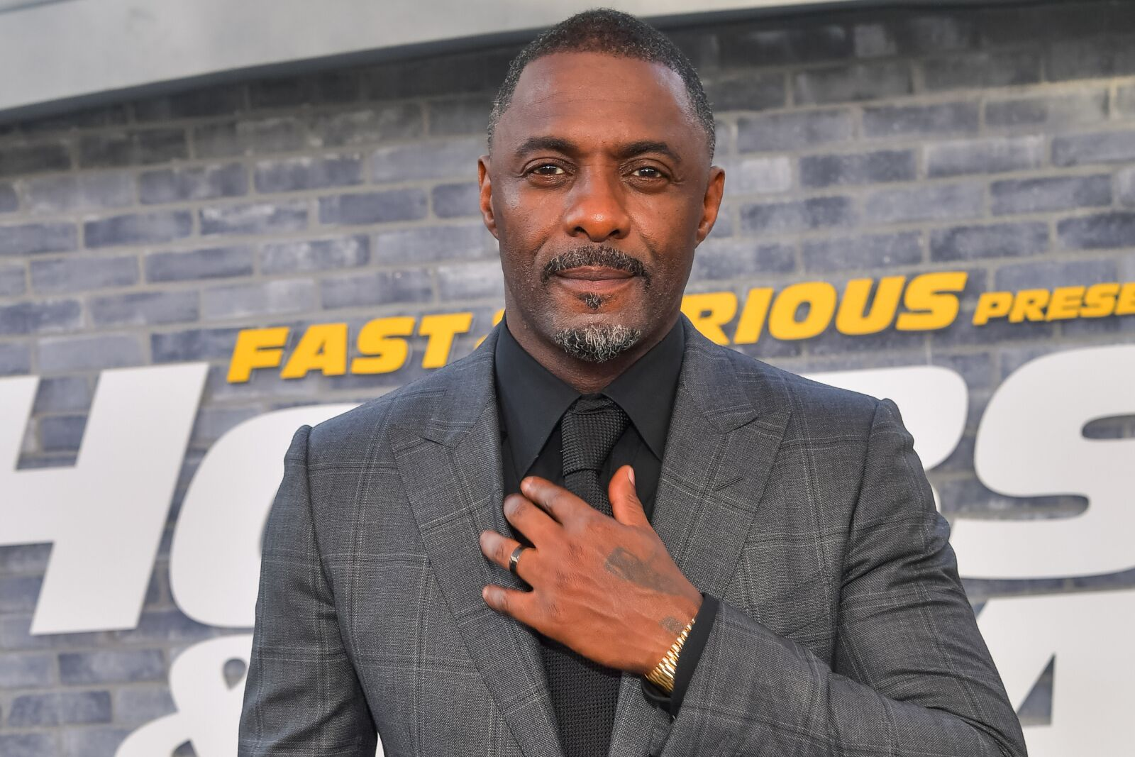 The Suicide Squad: New rumor has Idris Elba playing Vigilante