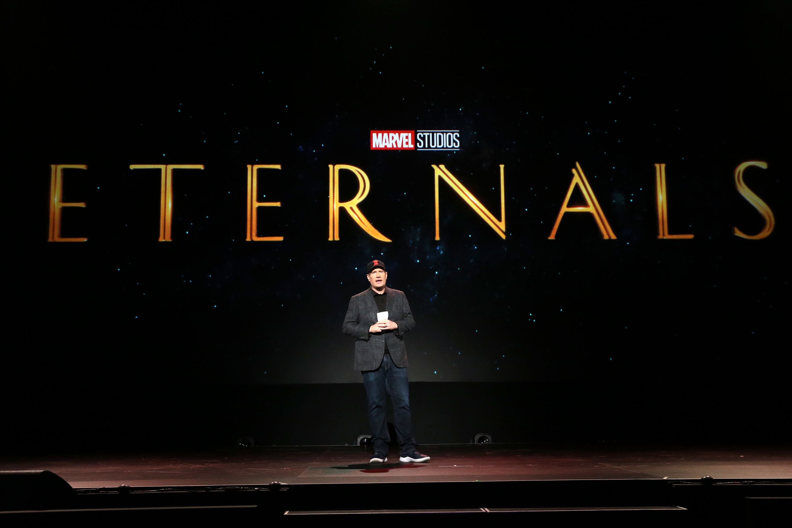 Marvel's The Eternals adds Kit Harrington, Gemma Chan and more