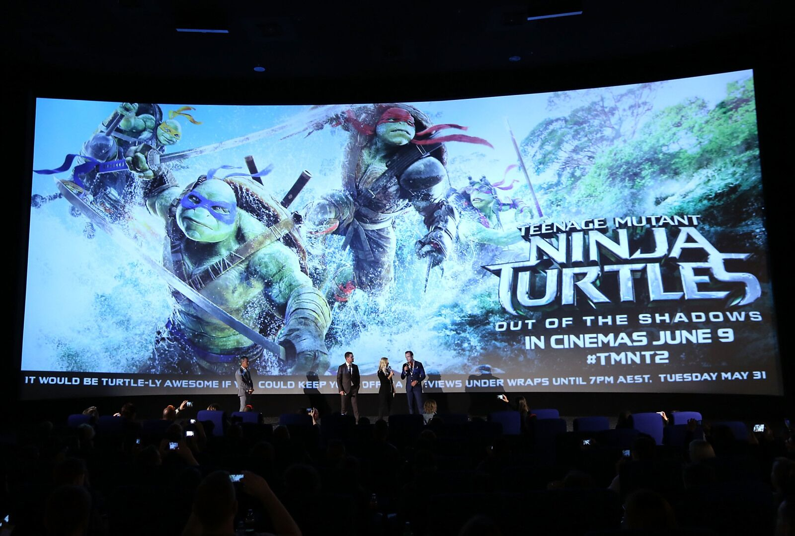 What we know about the Ninja Turtles movie reboot