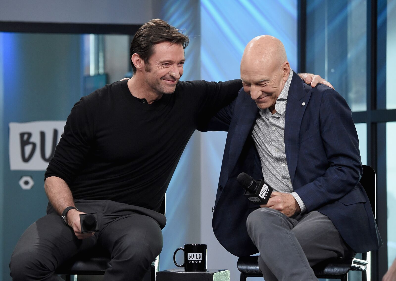Hugh Jackman and Patrick Stewart set world record for Marvel roles