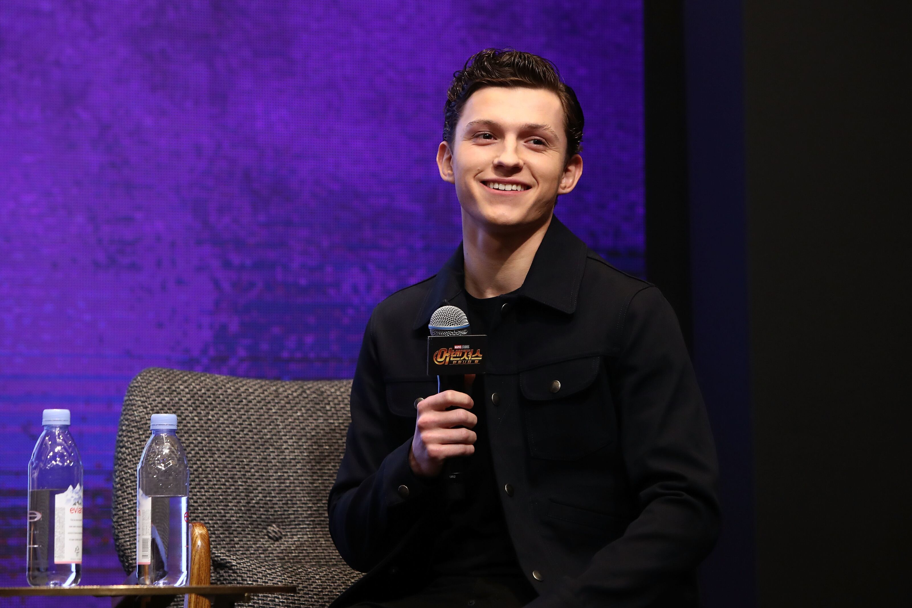 Avengers: Tom Holland teases something on the horizon