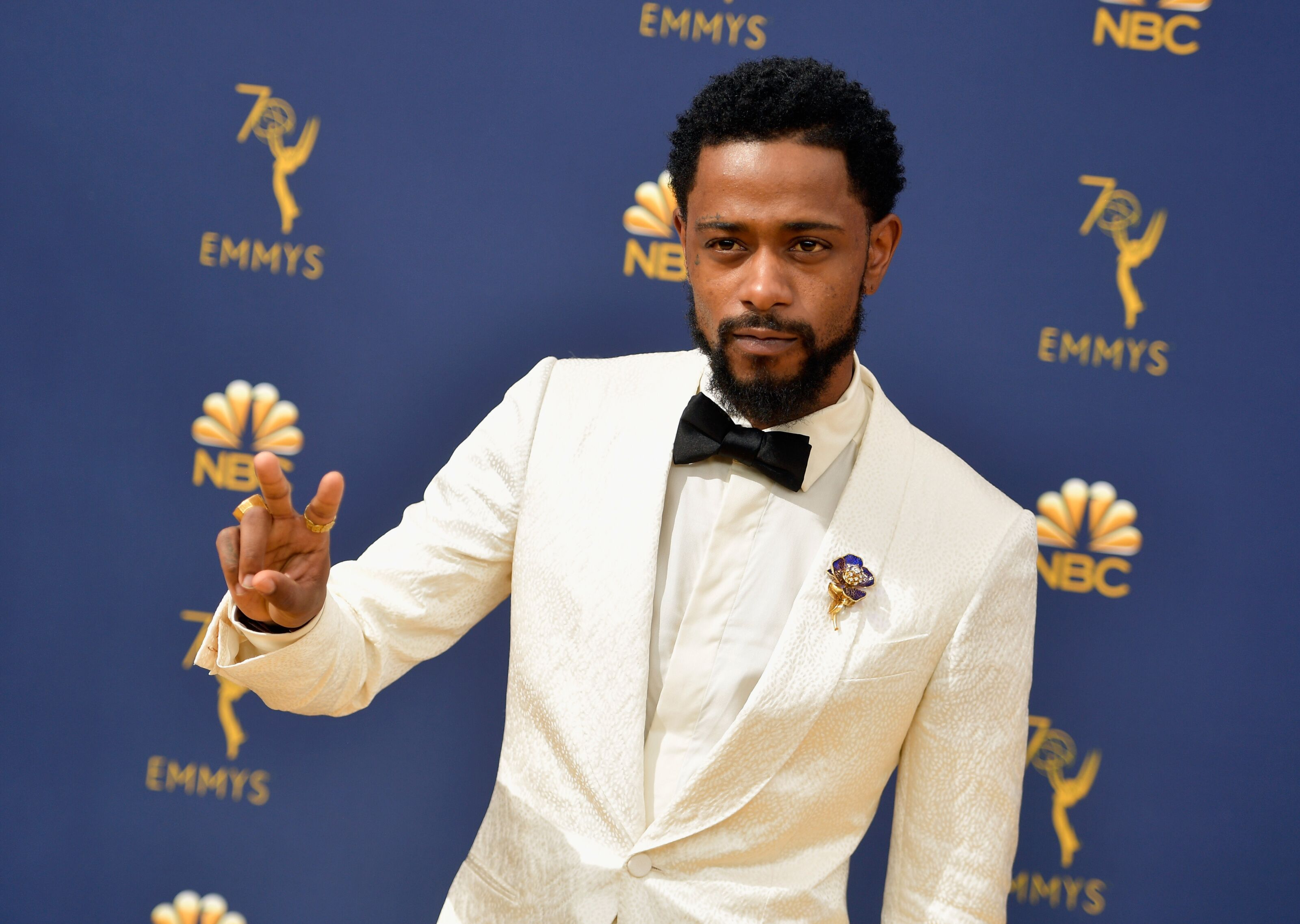 Lakeith Stanfield believes he can fill the shoes of the Joker