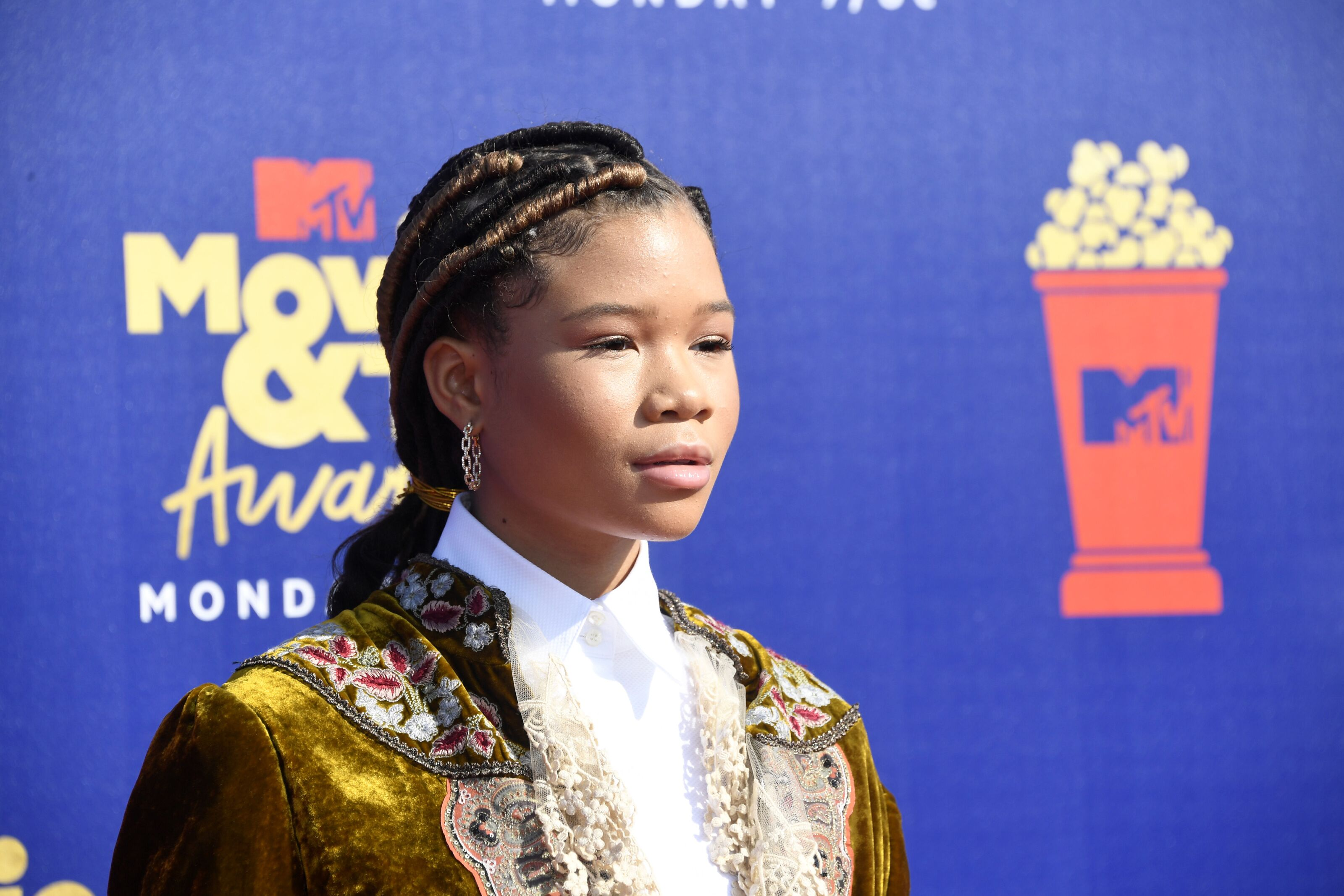 Suicide Squad: What Storm Reid casting says about Idris Elba's character