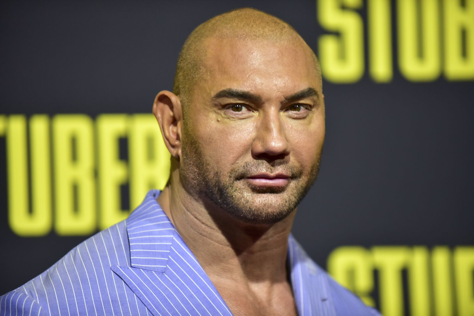 Dave Bautista open to playing DC villain Clayface