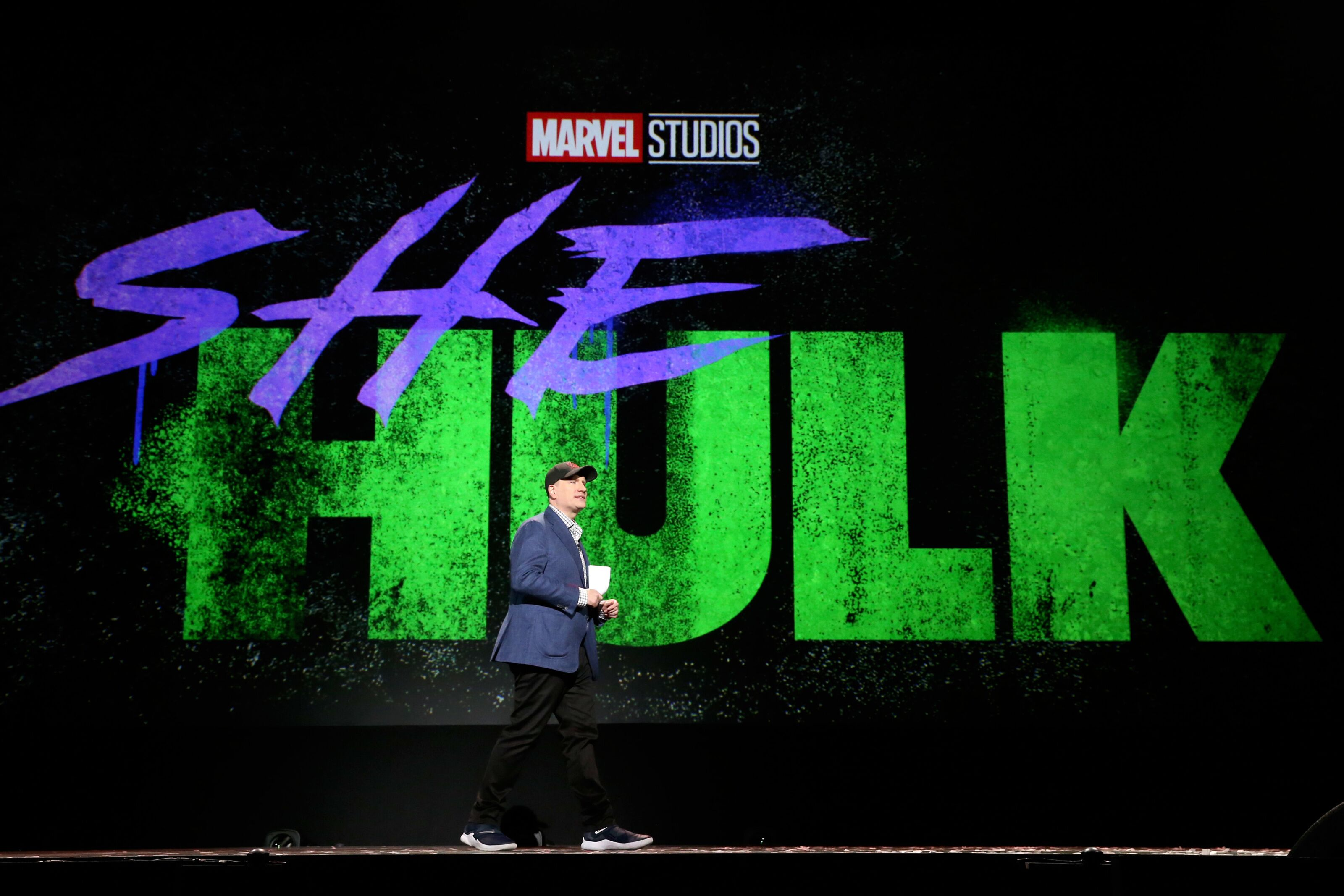 She-Hulk reportedly set to begin production in July