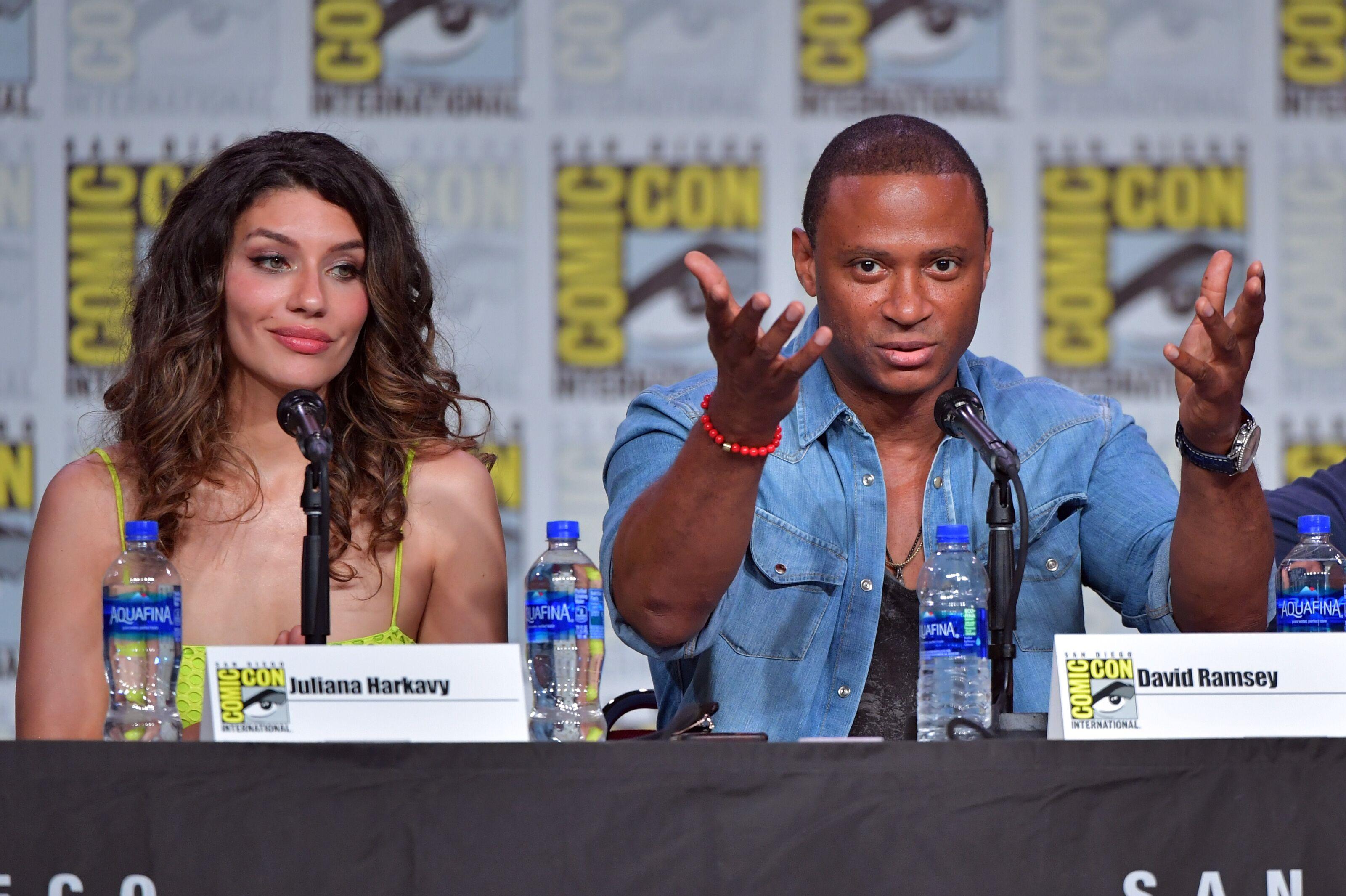 Arrow Season 8: David Ramsey promises answers to unresolved