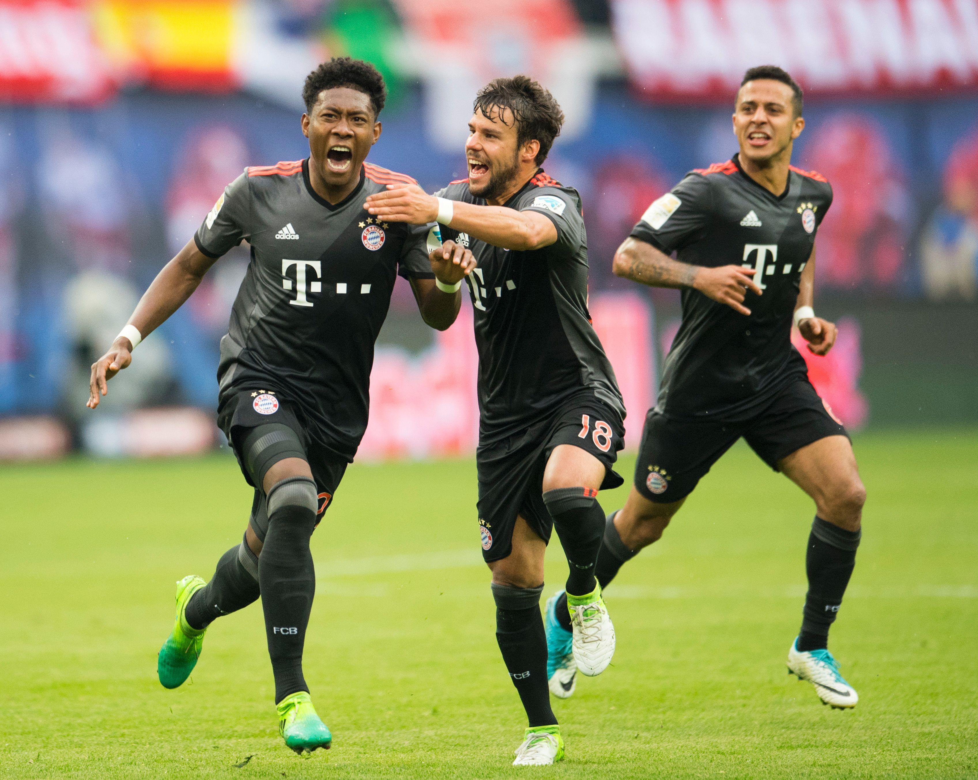 Juan Bernat has huge praise for his two former Bayern Munich teammates