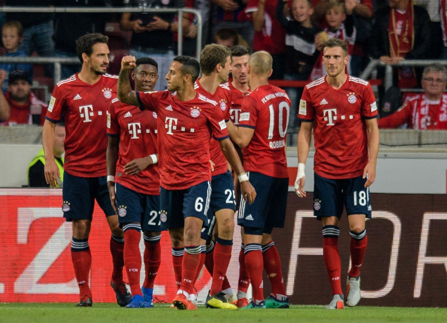Vfb Stuttgart Bayern München 2021