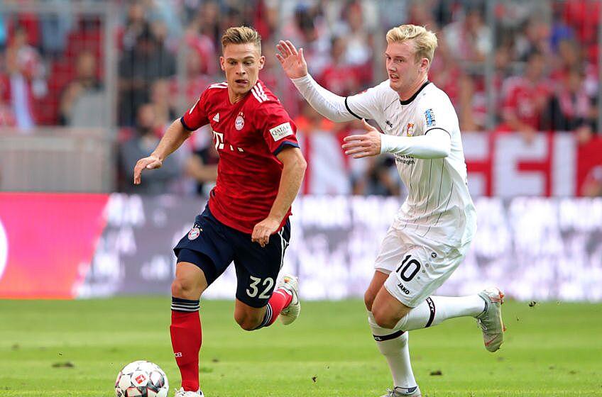 Bayern München Leverkusen
