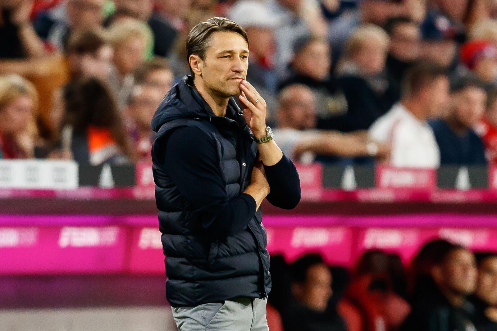 Bayern Munich coach Niko Kovac may have already lost his players' trust
