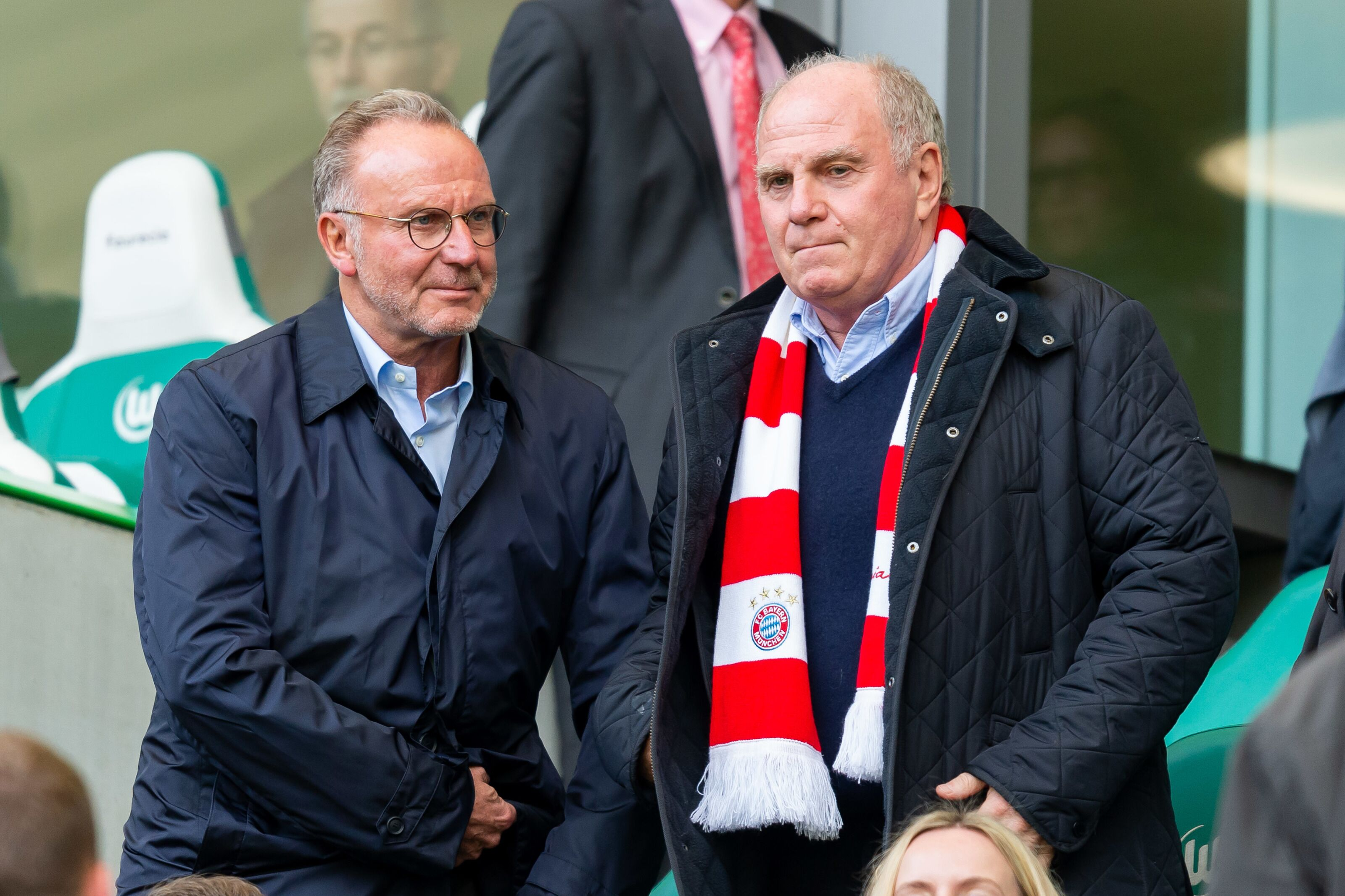 Hoeness: Bayern Munich are the underdogs in Der Klassiker