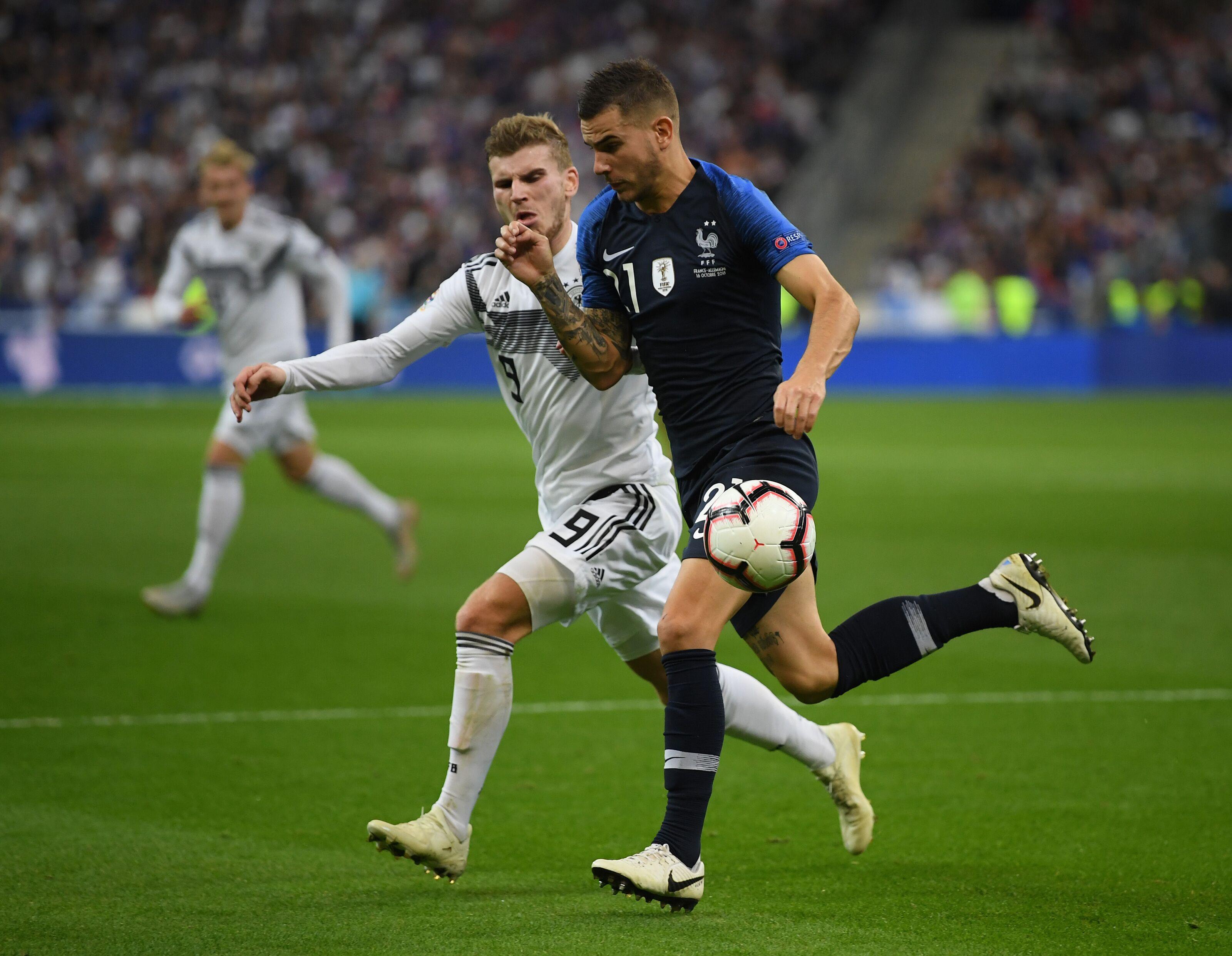 Lucas Hernandez is a great signing for Bayern Munich says Bixente Lizarazu