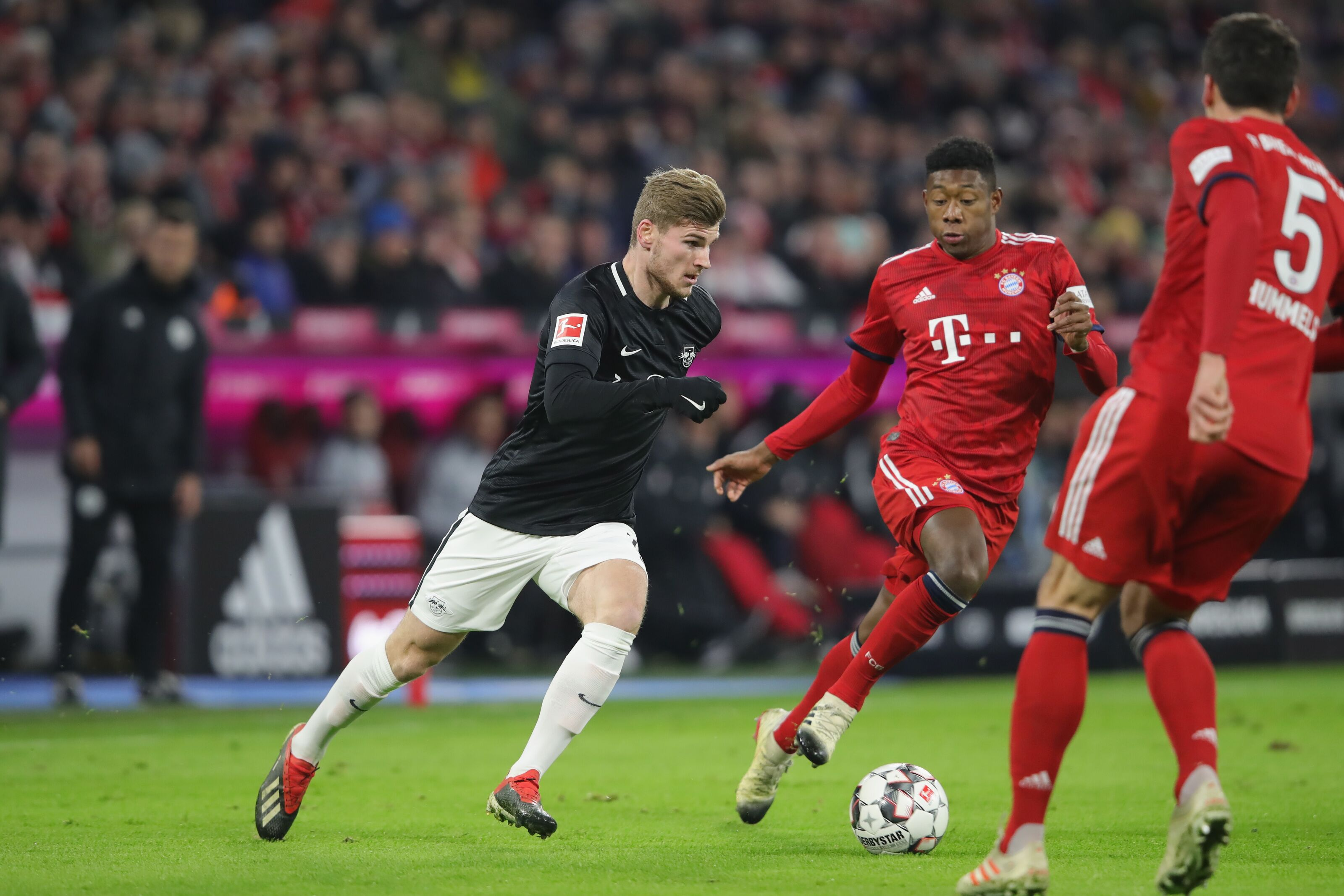 Timo Werner drops Bayern Munich hint after loss with RB ...