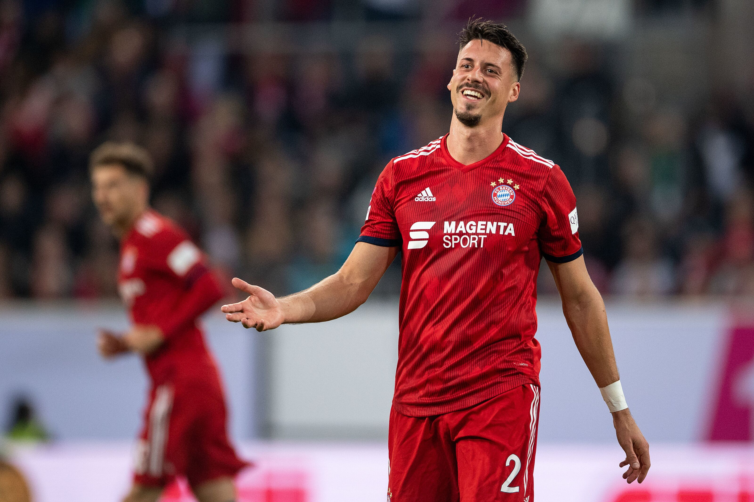 Sandro Wagner Leaves Bayern Munich For Tianjin Teda
