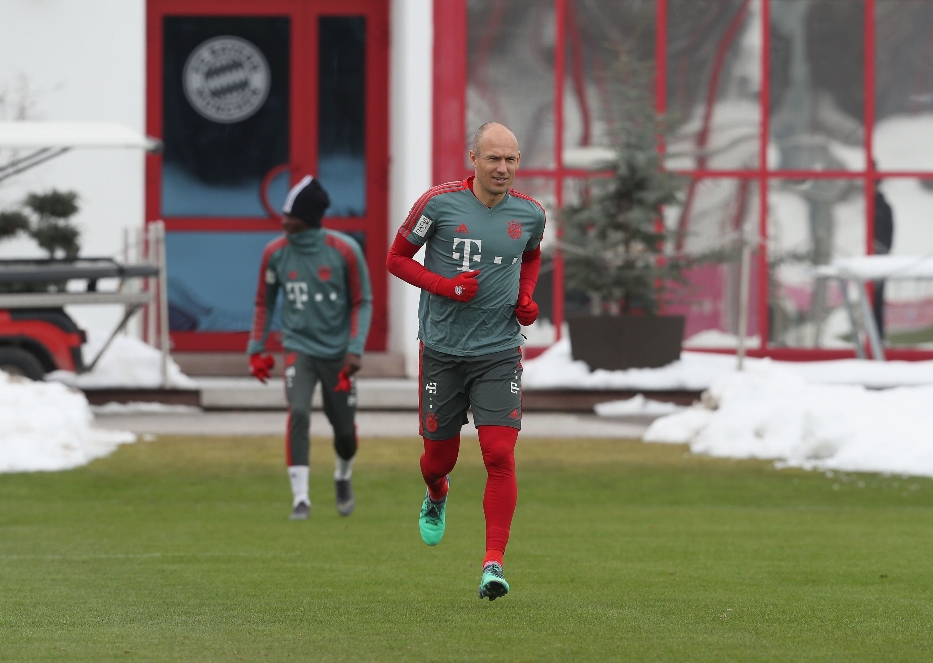 c98390380 Arjen Robben desperate to play for Bayern Munich again this season