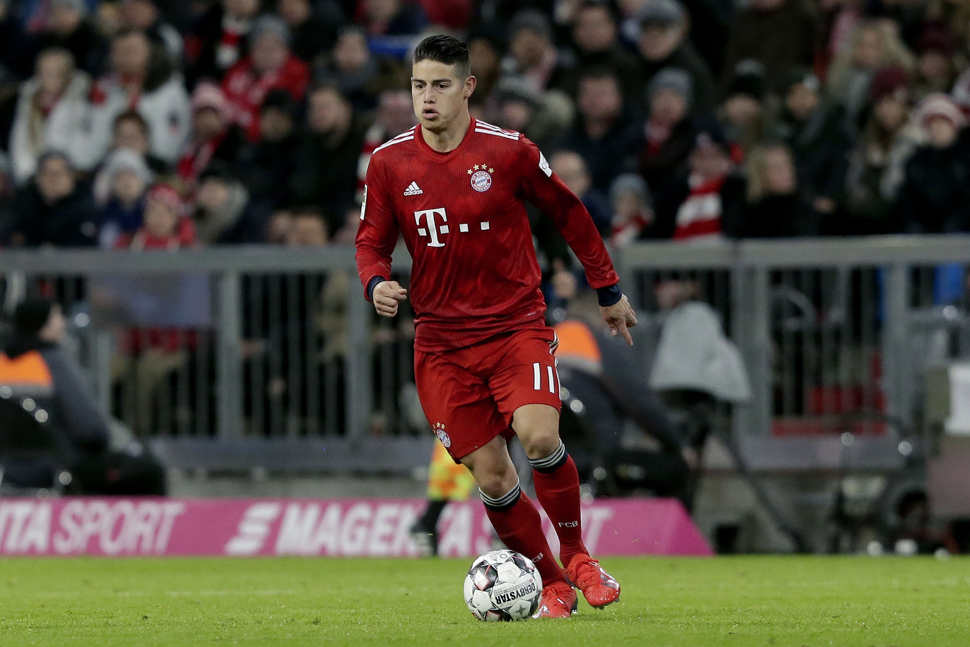 6f23164ff2b James Rodriguez is confident Bayern Munich can beat Liverpool