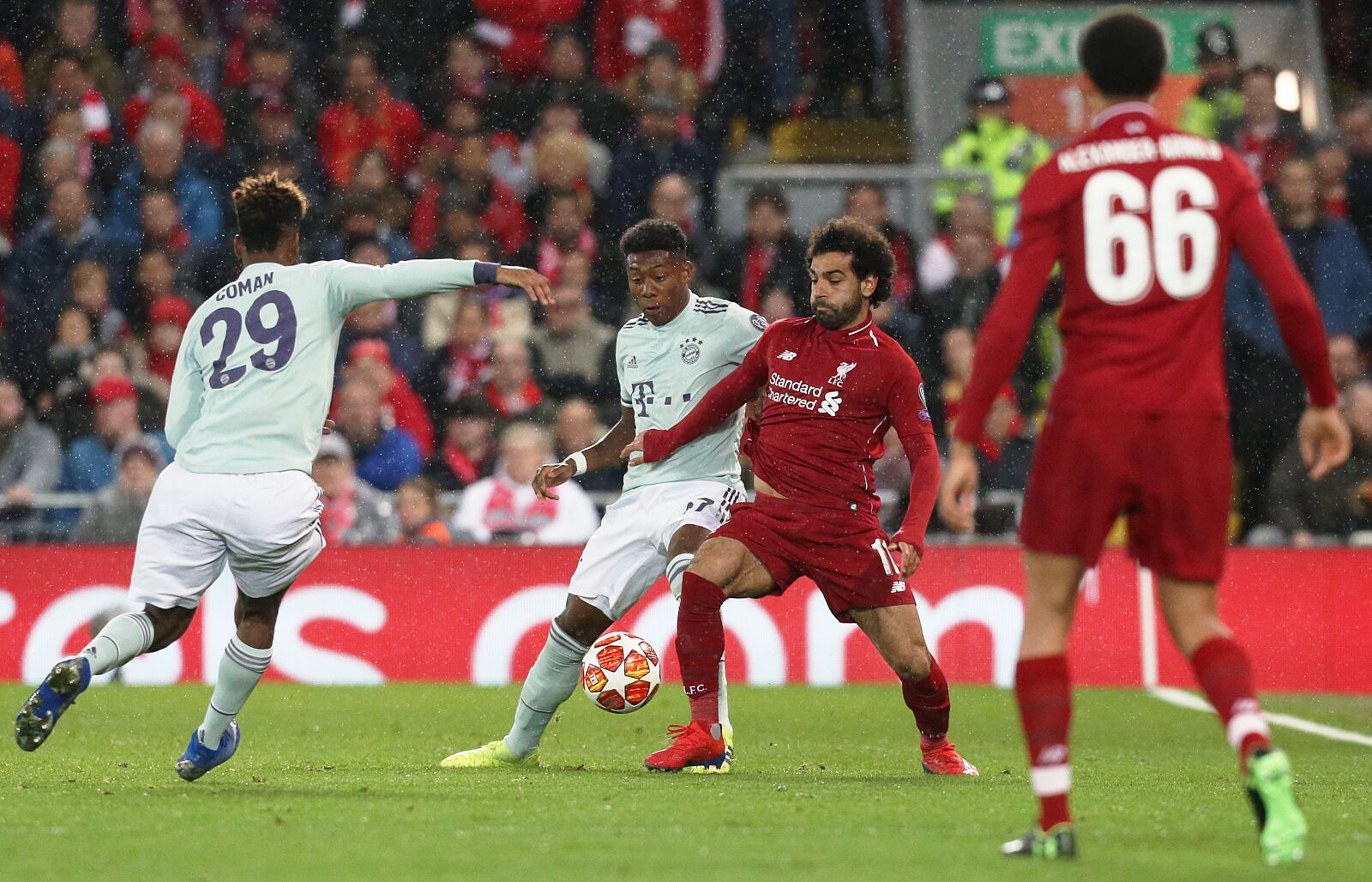 Bayern – Liverpool Facebook: What Bayern Munich Can Learn From Liverpool's Draw Vs. Everton