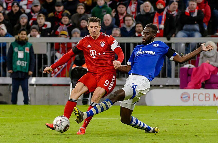 Bayern Munich face FC Schalke in gameweek two of the Bundesliga