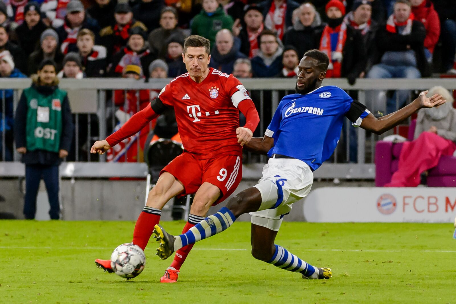 Bayern Vs Schalke 2021