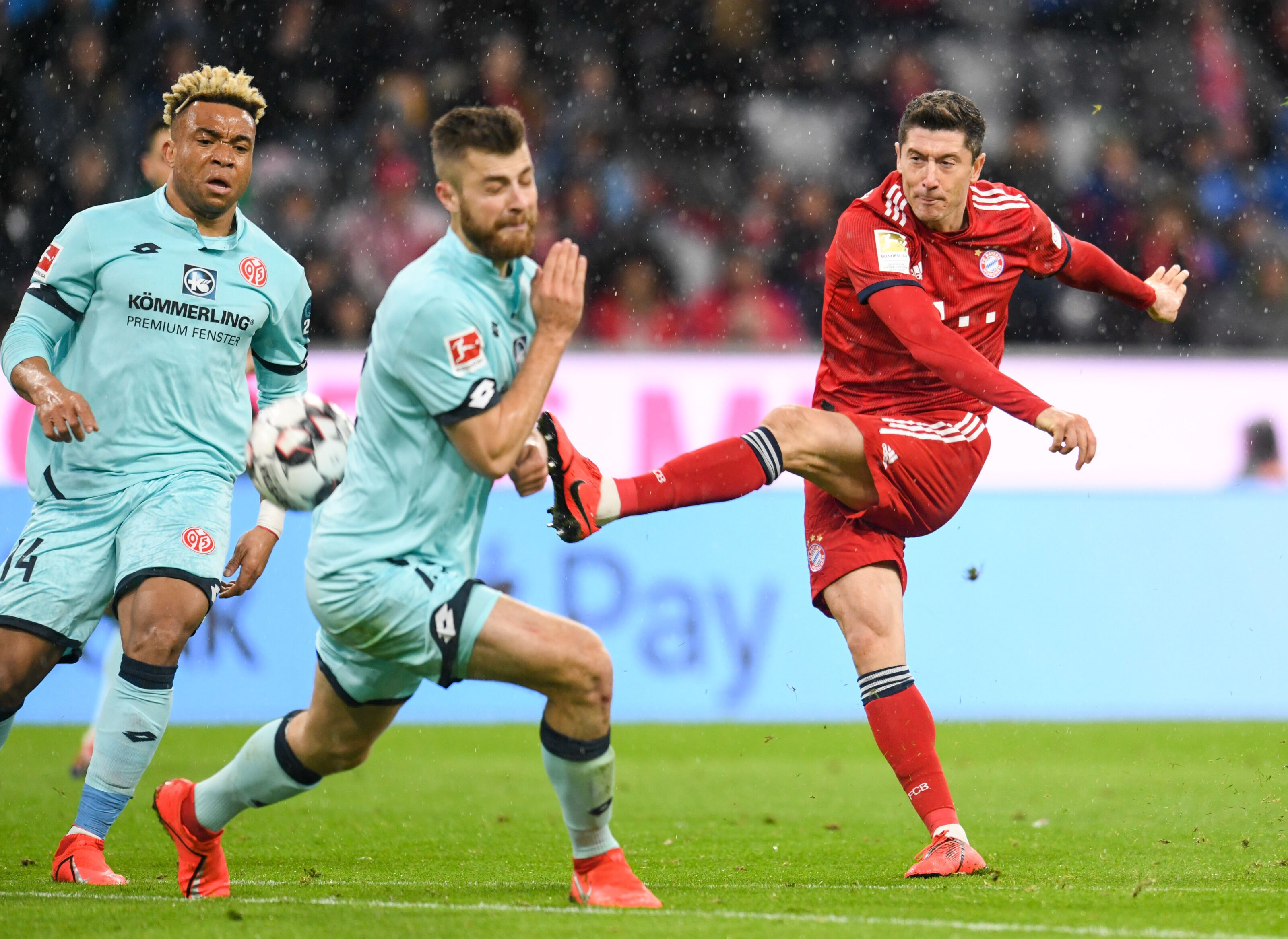 Bayern Munich host Mainz in gameweek three of the Bundesliga