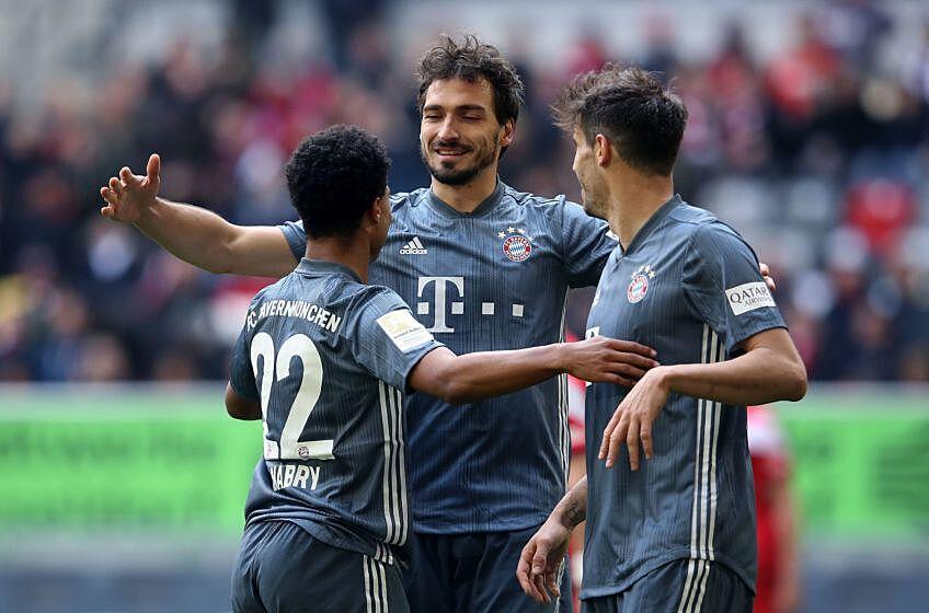 7dac14e94 Bayern Munich stay top of Bundesliga with big win -- Player grades