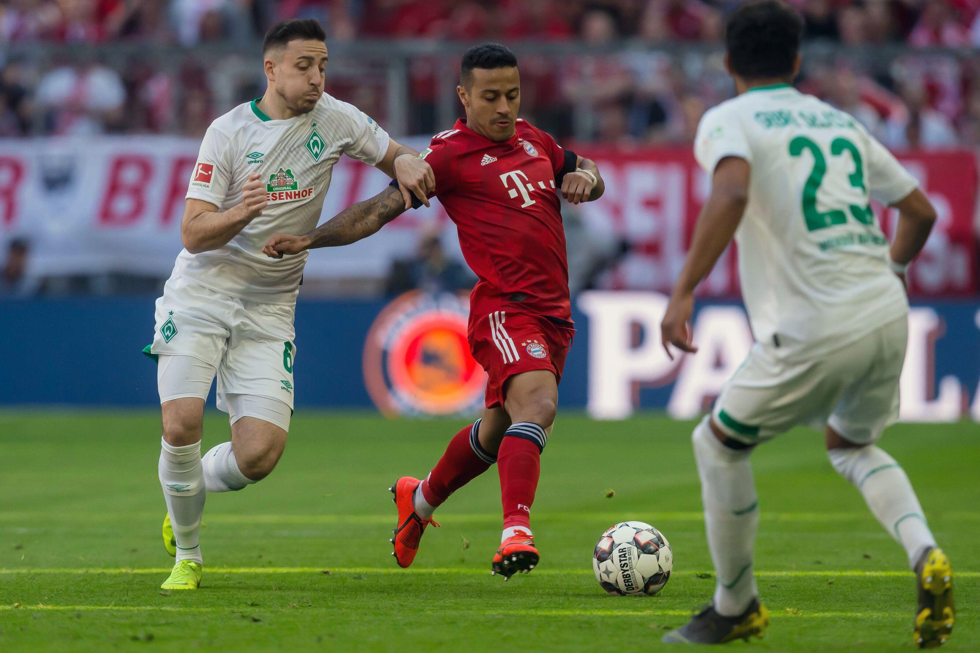 Bremen Bayern Dfb Pokal