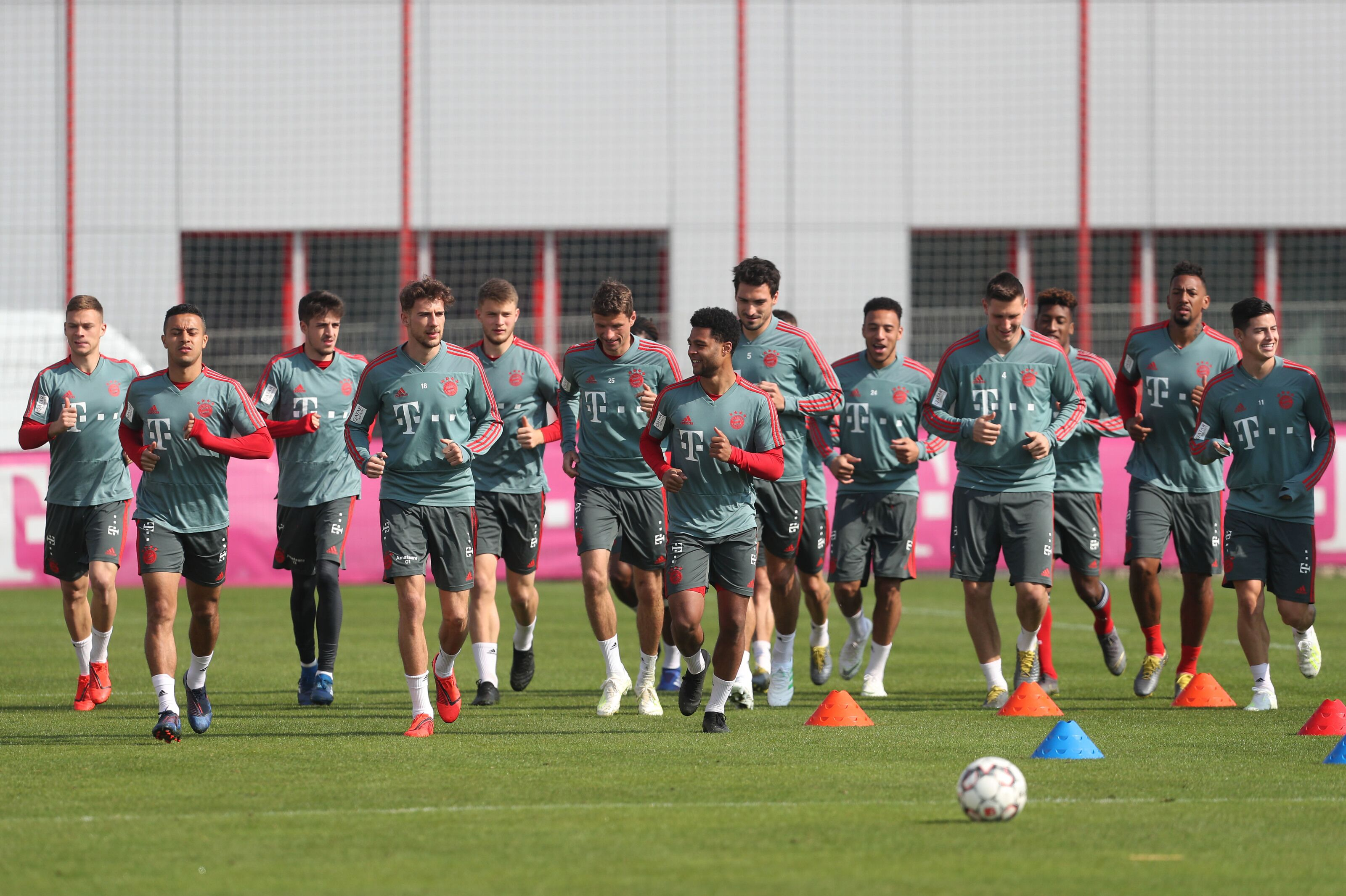 86aa4263c Bayern Munich gear up for pivotal DFB Pokal clash against Heidenheim