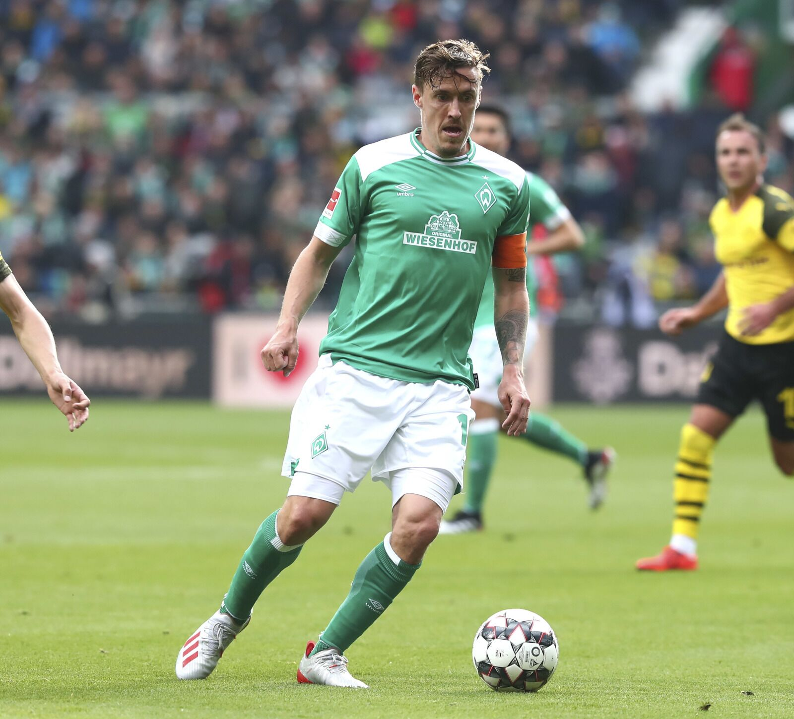 Bayern Munich are reportedly considering signing Max Kruse