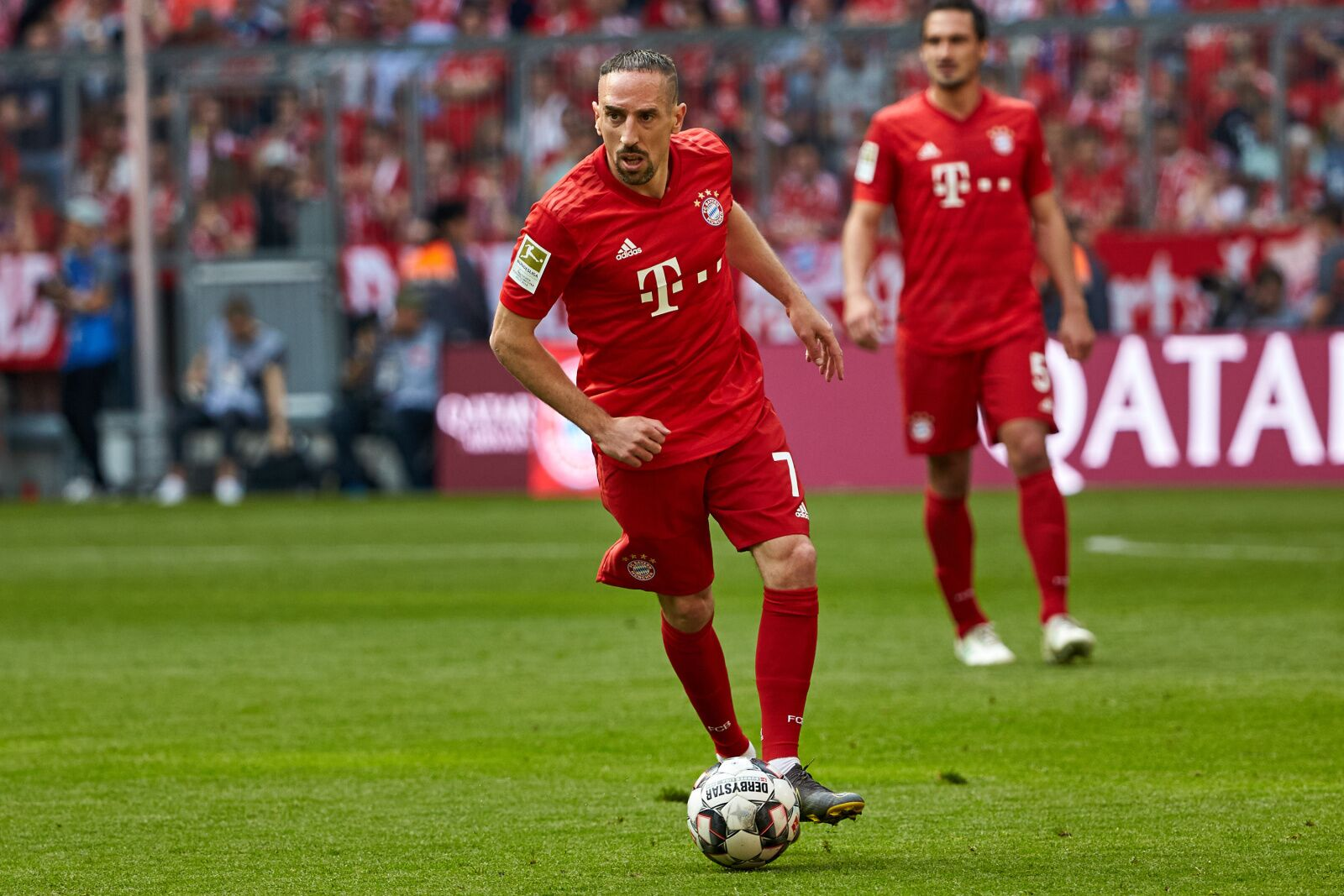 """Bayern Munich: Franck Ribery remains """"hungry"""" to play at the top level"""