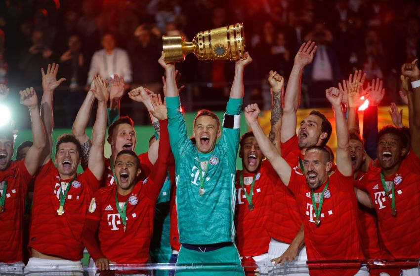 Bayern Munich complete the double with DFB Pokal final win — Player grades