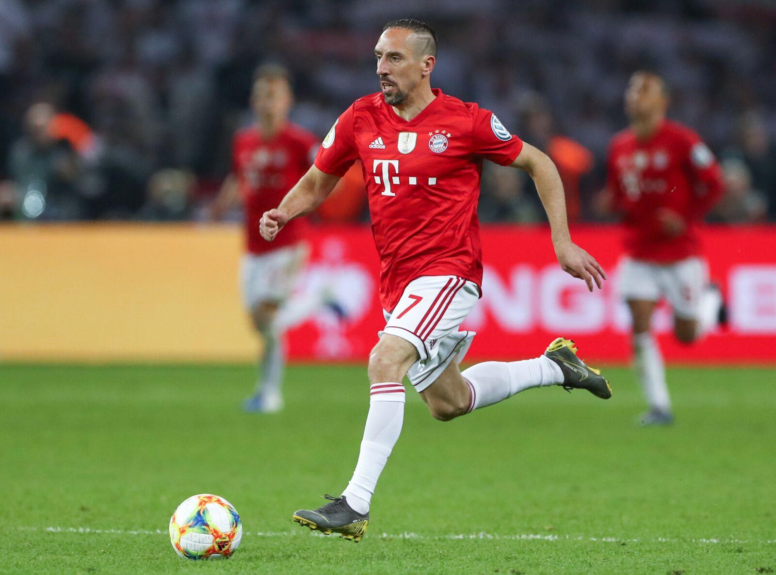 Bayern Munich winger Franck Ribery linked with Sheffield United