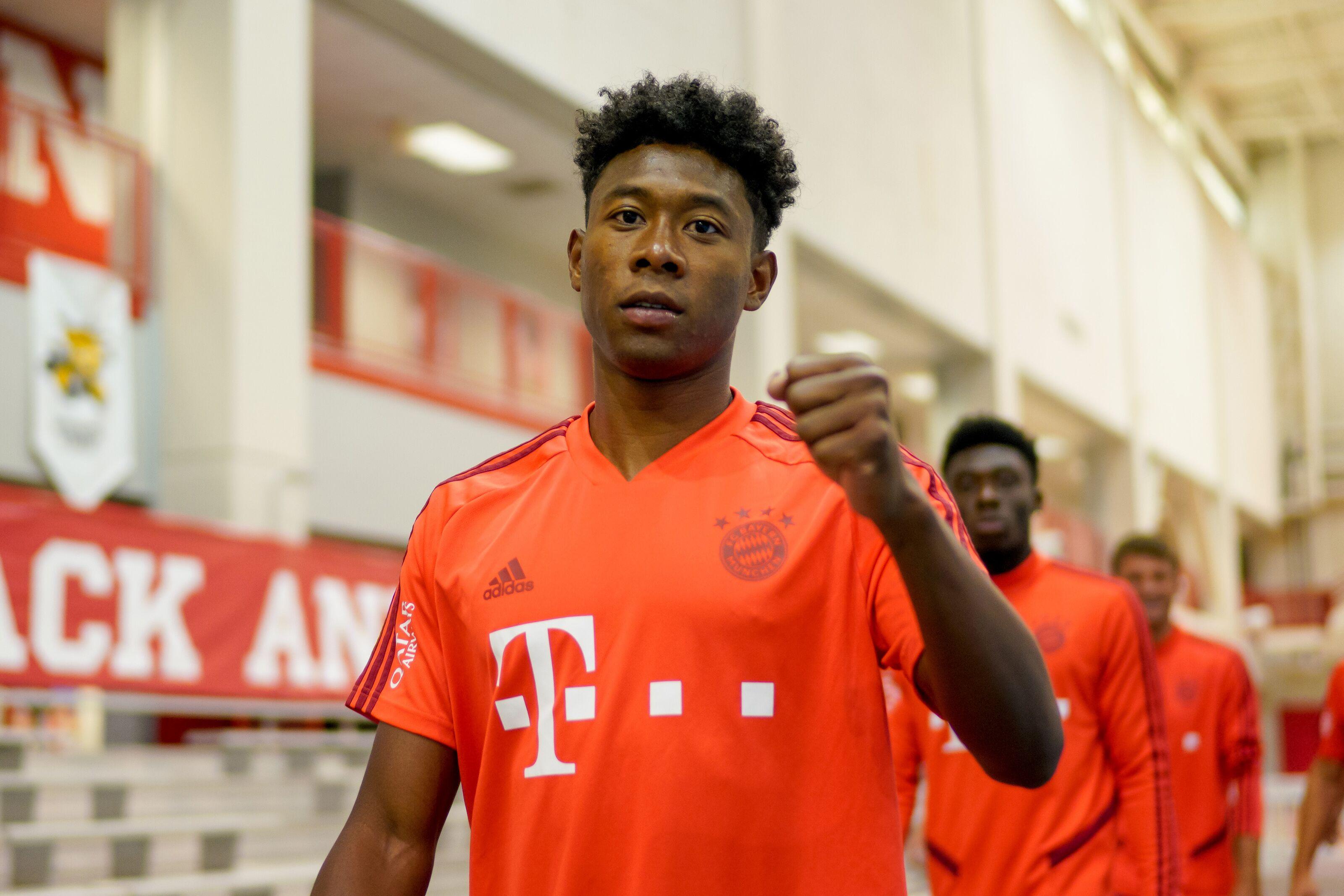 Bayern Munich have no plans to sell David Alaba this summer