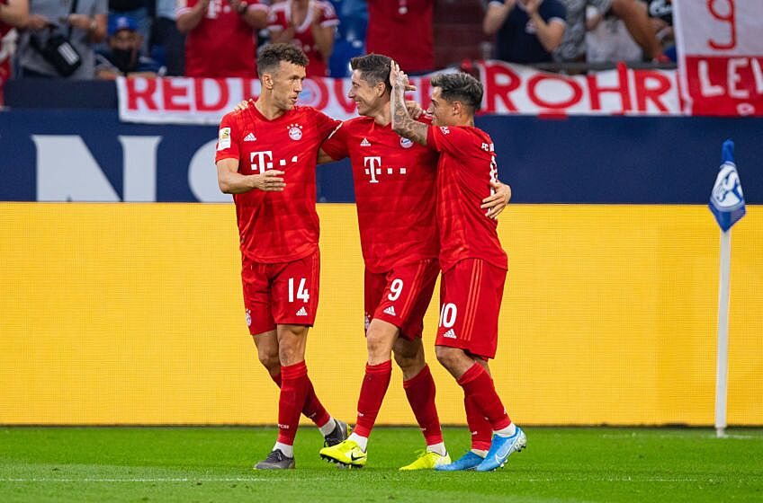 Match Review: Bayern Munich cruise to a comfortable win against Schalke