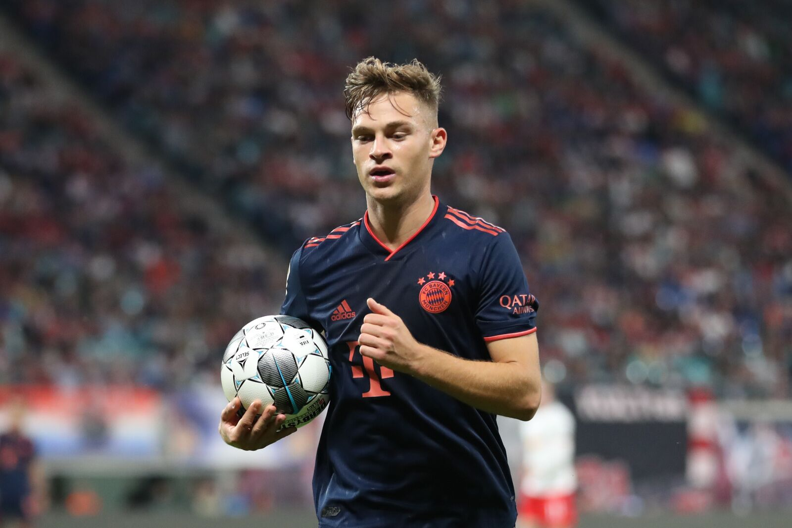 Joshua Kimmich eager to continue in midfield for Bayern Munich