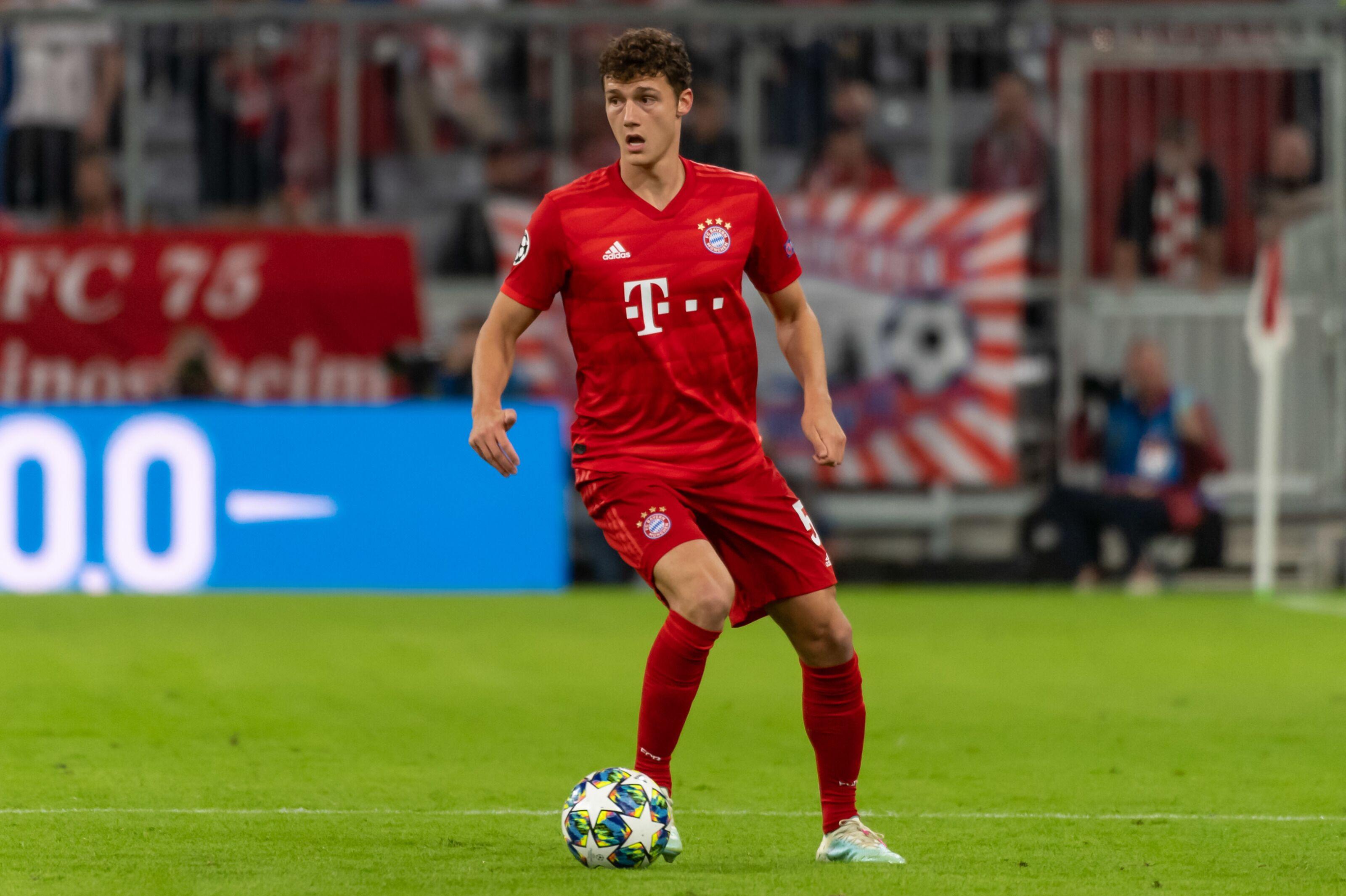Uli Hoeness backs Benjamin Pavard to be successful for Bayern Munich