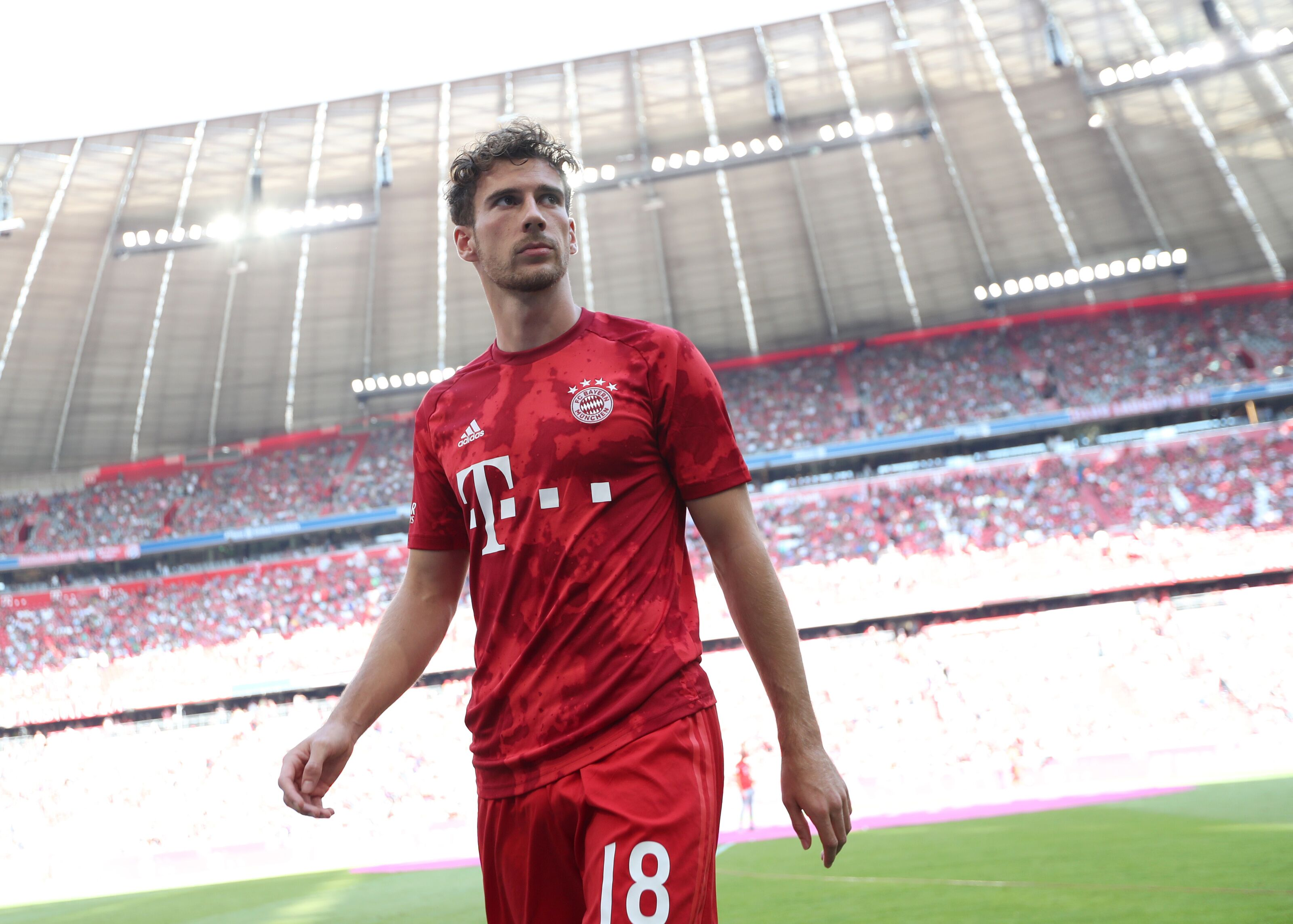 Bayern Munich midfielder Leon Goretzka set to be out for few weeks