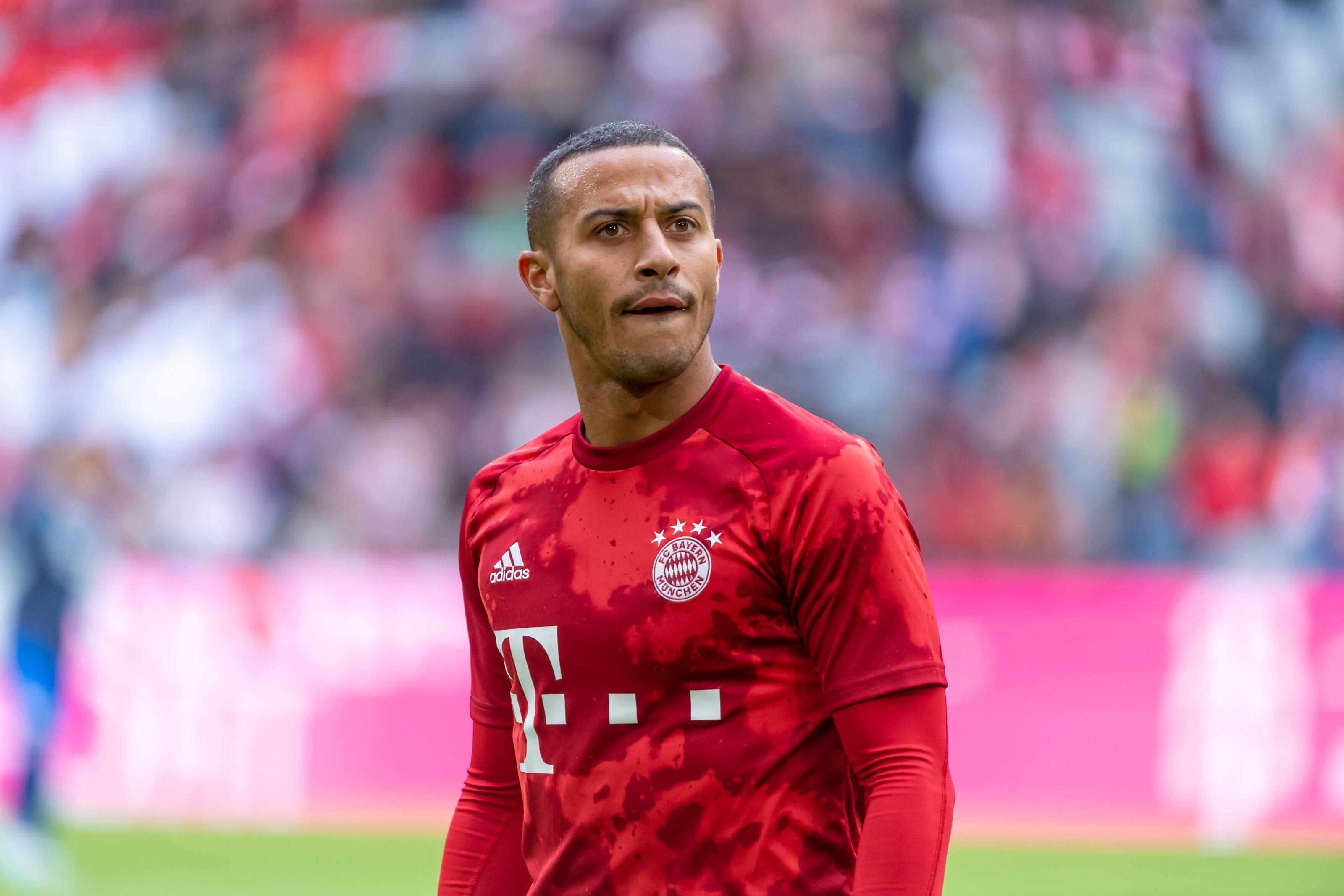 Bayern Munich midfielder Thiago Alcantara not worried about criticism