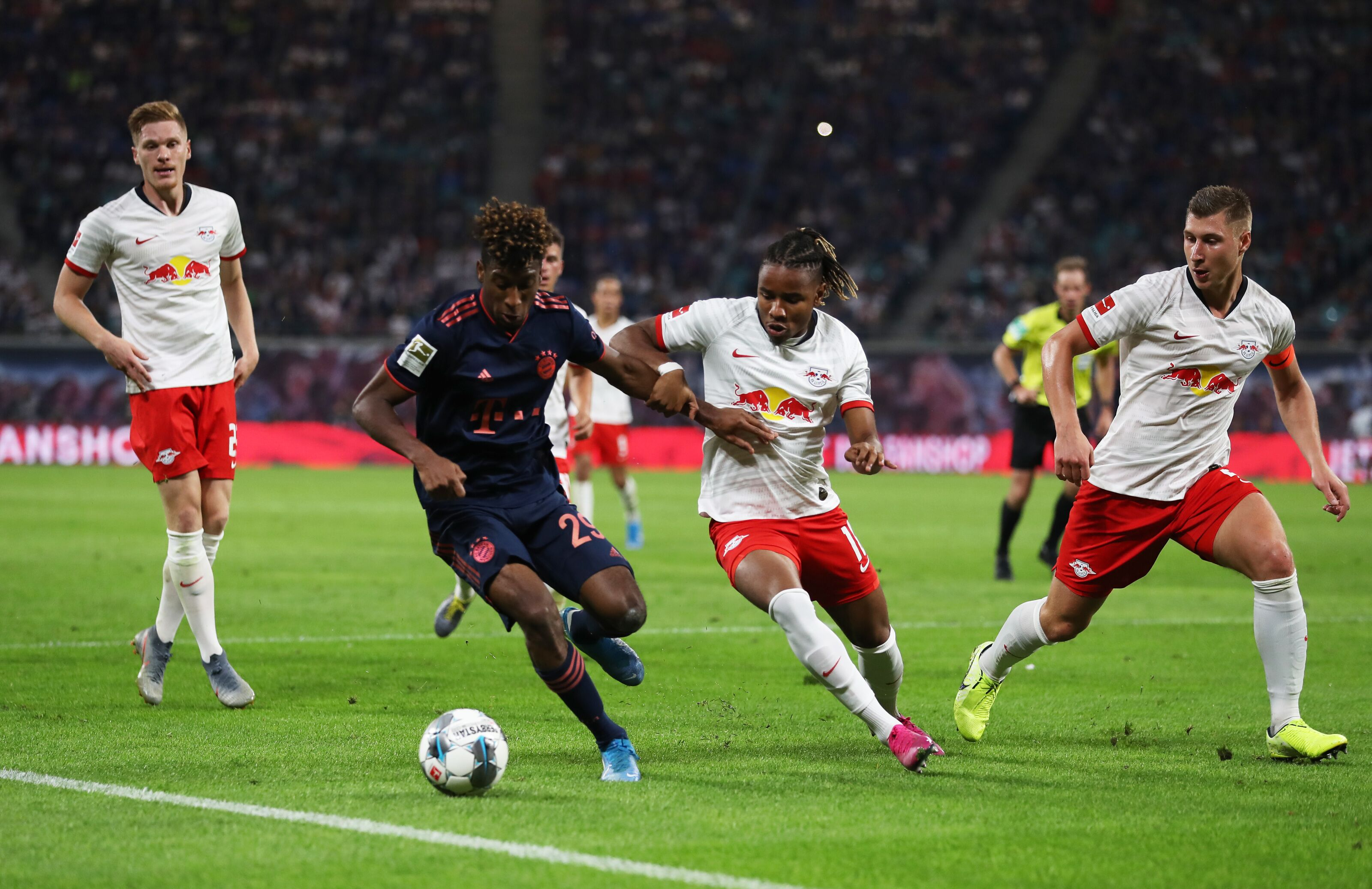 Bayern Munich drop points against RB Leipzig in Bundesliga