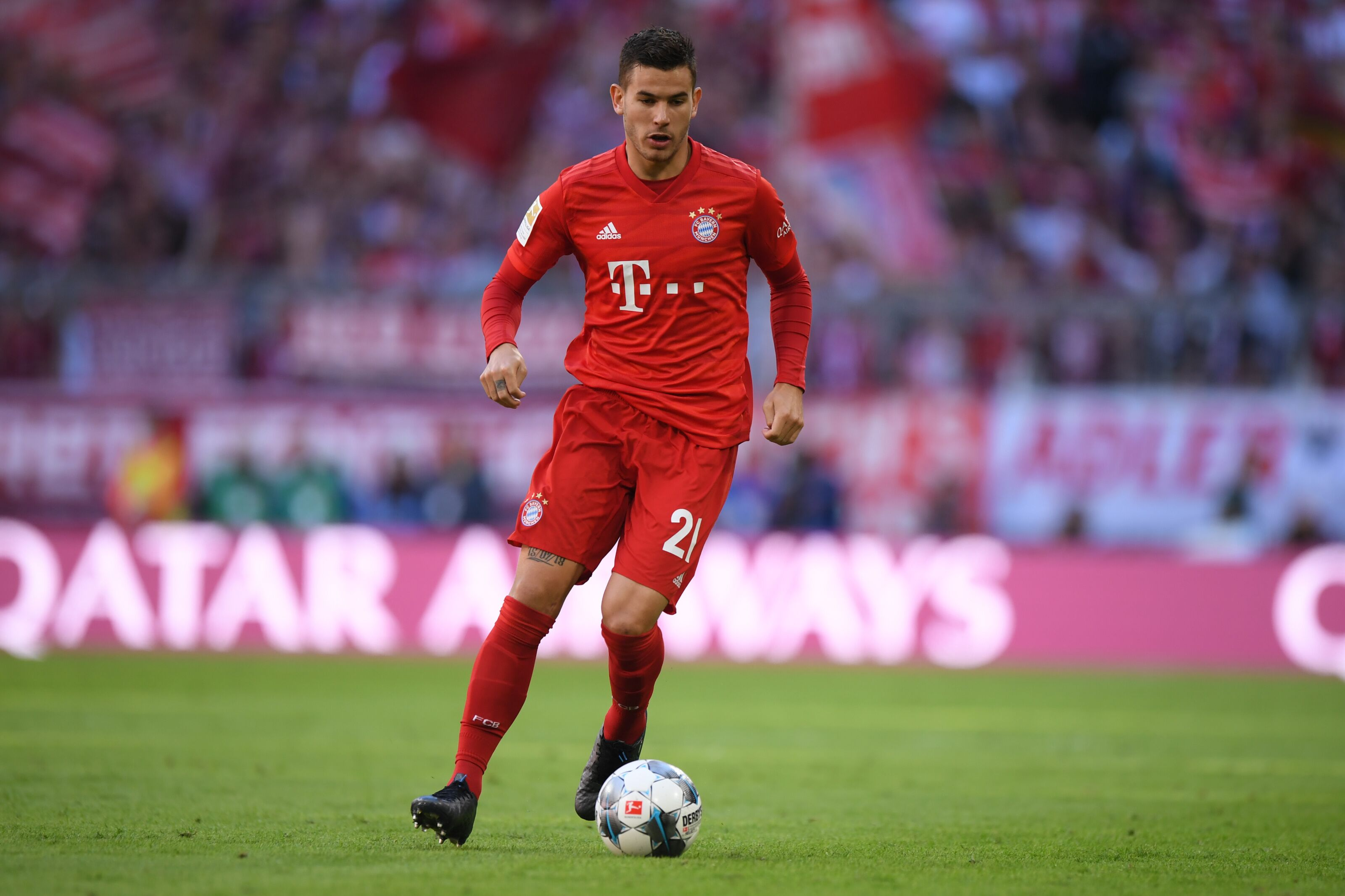 Bayern Munich was the perfect move for Lucas Hernandez